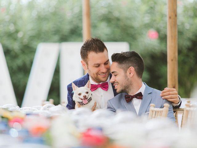 La boda de Tomás y Germán en Valencia, Valencia 2