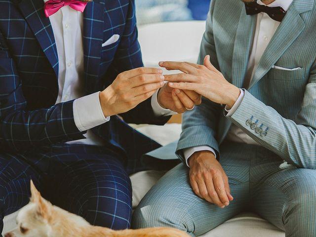 La boda de Tomás y Germán en Valencia, Valencia 18