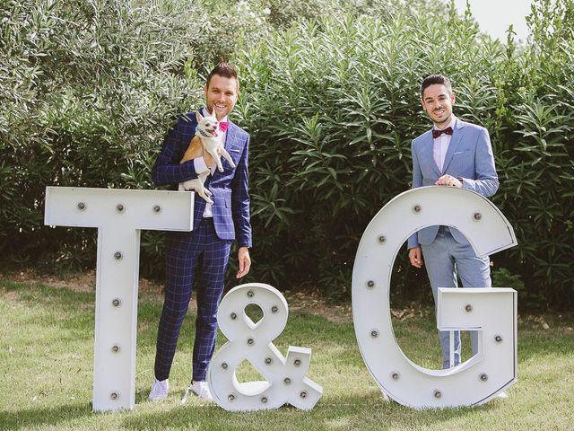 La boda de Tomás y Germán en Valencia, Valencia 19
