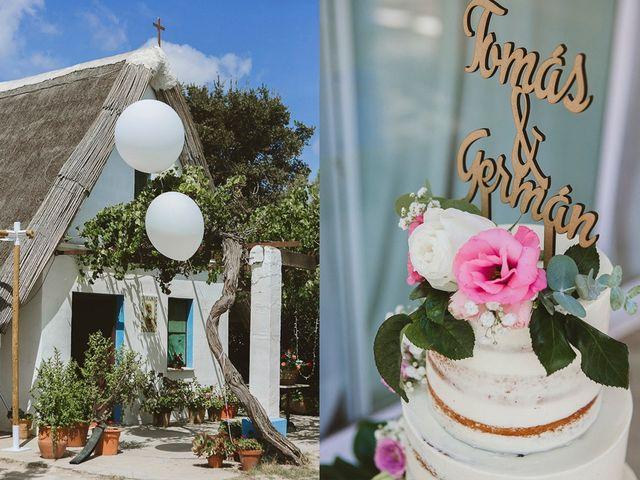 La boda de Tomás y Germán en Valencia, Valencia 20