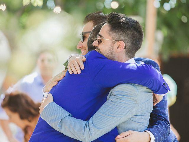 La boda de Tomás y Germán en Valencia, Valencia 37
