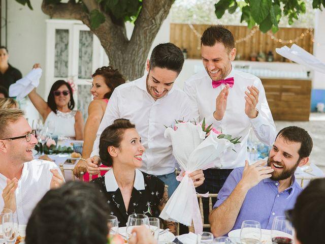 La boda de Tomás y Germán en Valencia, Valencia 54