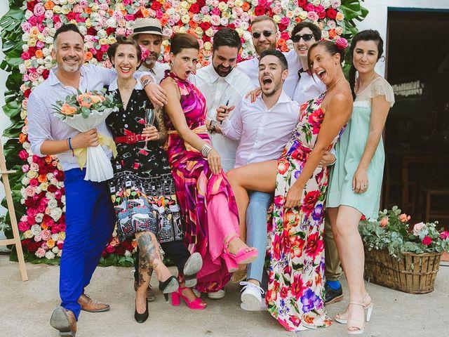 La boda de Tomás y Germán en Valencia, Valencia 56