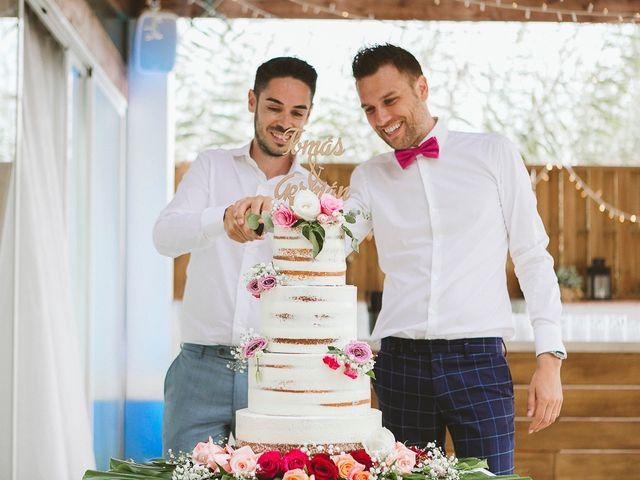 La boda de Tomás y Germán en Valencia, Valencia 57