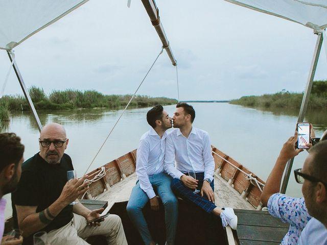La boda de Tomás y Germán en Valencia, Valencia 69