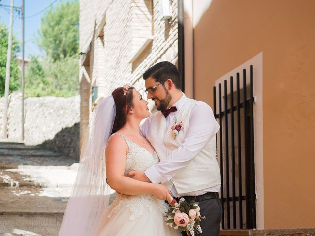 La boda de Jack y Louise en Ayllon, Segovia 3