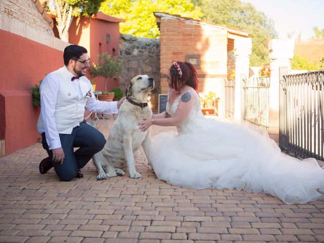 La boda de Louise y Jack