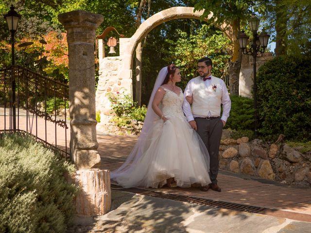 La boda de Jack y Louise en Ayllon, Segovia 1