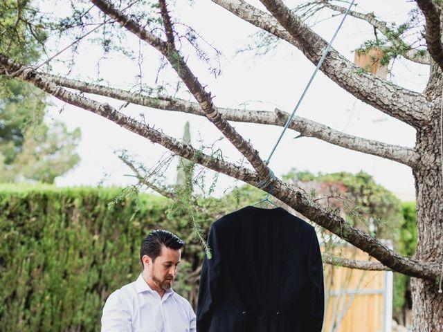La boda de Borja y Teresa en Riba-roja De Túria, Valencia 17