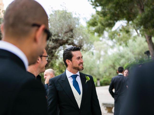 La boda de Borja y Teresa en Riba-roja De Túria, Valencia 30