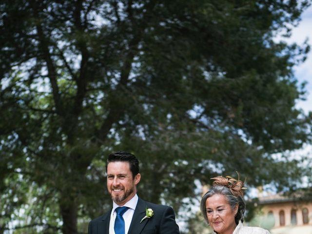 La boda de Borja y Teresa en Riba-roja De Túria, Valencia 33
