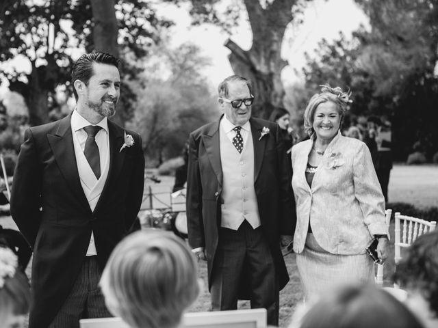 La boda de Borja y Teresa en Riba-roja De Túria, Valencia 37