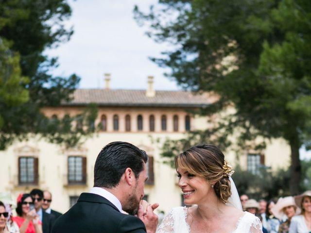 La boda de Borja y Teresa en Riba-roja De Túria, Valencia 39