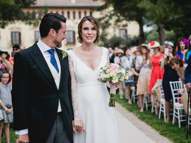 La boda de Borja y Teresa en Riba-roja De Túria, Valencia 40