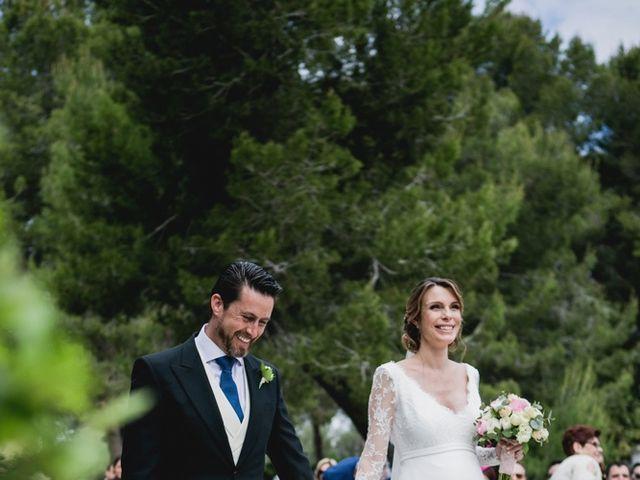 La boda de Borja y Teresa en Riba-roja De Túria, Valencia 41