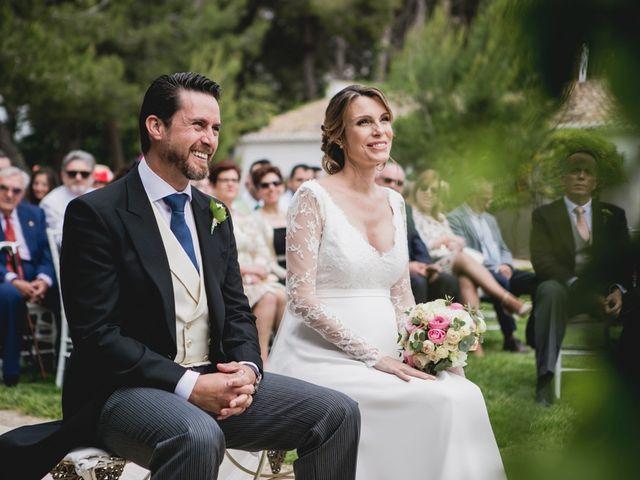 La boda de Borja y Teresa en Riba-roja De Túria, Valencia 44