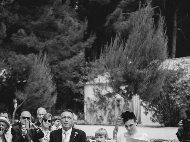 La boda de Borja y Teresa en Riba-roja De Túria, Valencia 46