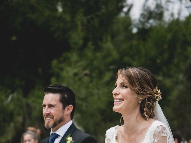 La boda de Borja y Teresa en Riba-roja De Túria, Valencia 48