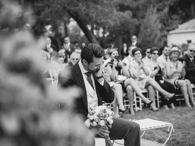 La boda de Borja y Teresa en Riba-roja De Túria, Valencia 55