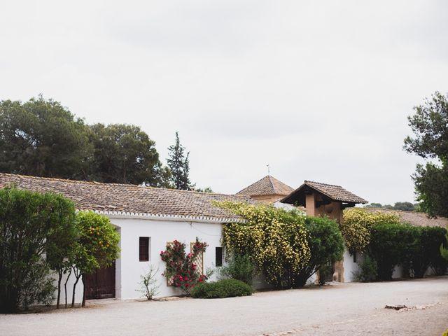La boda de Borja y Teresa en Riba-roja De Túria, Valencia 57