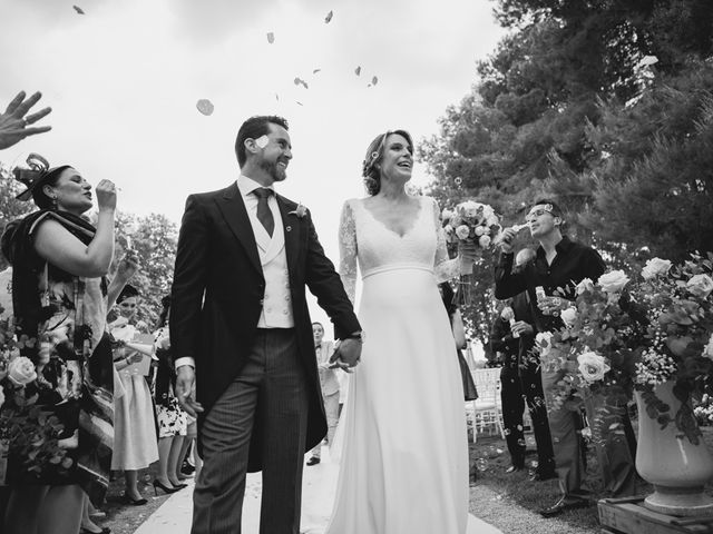 La boda de Borja y Teresa en Riba-roja De Túria, Valencia 60