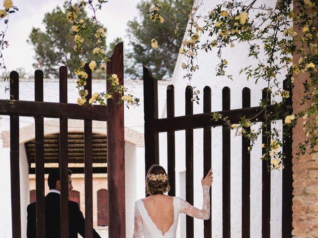 La boda de Borja y Teresa en Riba-roja De Túria, Valencia 71