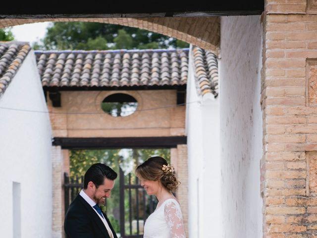 La boda de Borja y Teresa en Riba-roja De Túria, Valencia 75