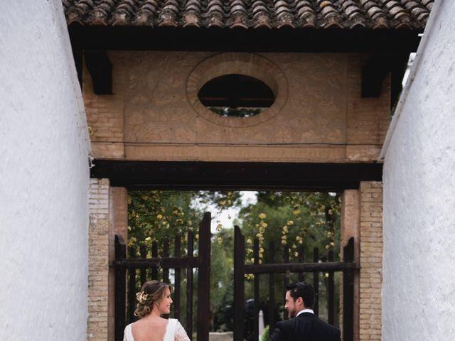 La boda de Borja y Teresa en Riba-roja De Túria, Valencia 76