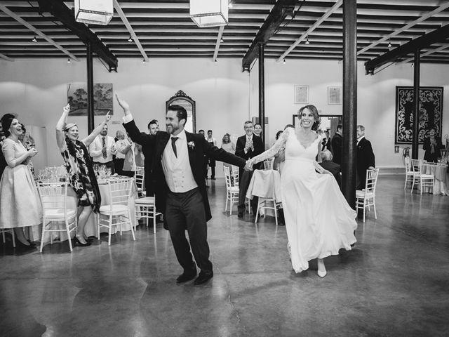 La boda de Borja y Teresa en Riba-roja De Túria, Valencia 77