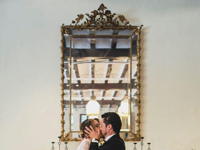 La boda de Borja y Teresa en Riba-roja De Túria, Valencia 79