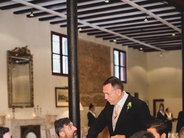 La boda de Borja y Teresa en Riba-roja De Túria, Valencia 80