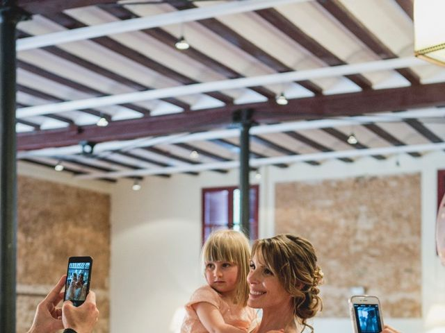 La boda de Borja y Teresa en Riba-roja De Túria, Valencia 83