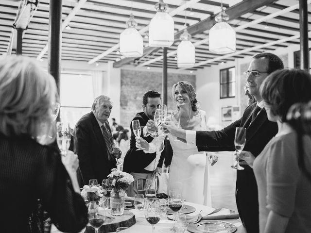 La boda de Borja y Teresa en Riba-roja De Túria, Valencia 84