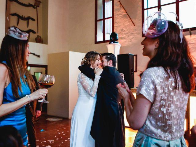 La boda de Borja y Teresa en Riba-roja De Túria, Valencia 100