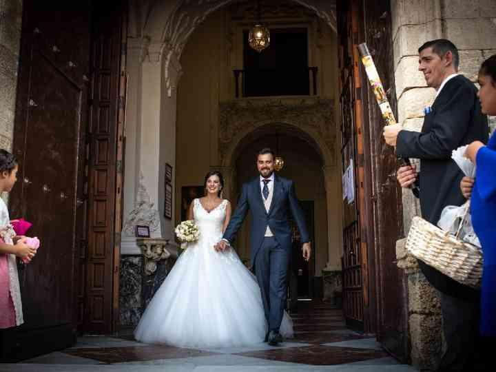 La boda de José  y Ely