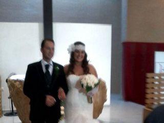 La boda de Sandra y Chano 1