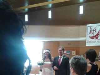 La boda de Sandra y Chano 2