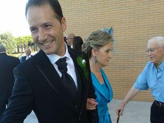 La boda de Sandra y Chano 3