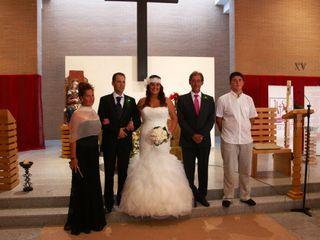 La boda de Sandra y Chano