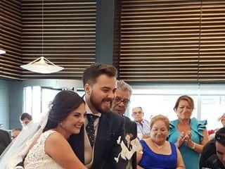 La boda de José  y Ely 1