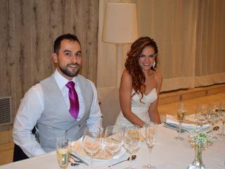 La boda de Nohemi y Fran