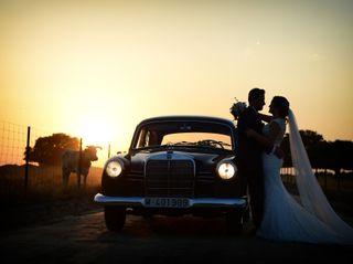 La boda de Jonatan y Elvira