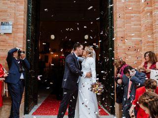 La boda de Fátima y Agustín