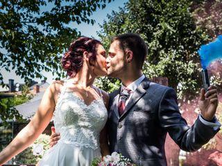 La boda de Miri y Alex