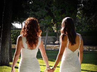 La boda de Yasmina y Aurora 2