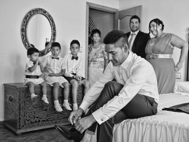 La boda de Javi y Irene en Villarrobledo, Albacete 2