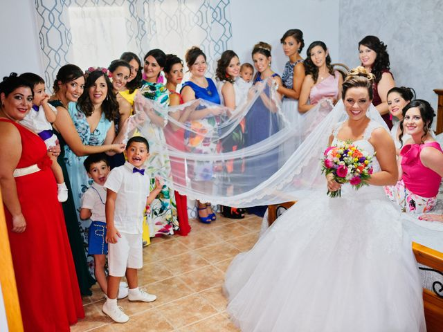 La boda de Javi y Irene en Villarrobledo, Albacete 10