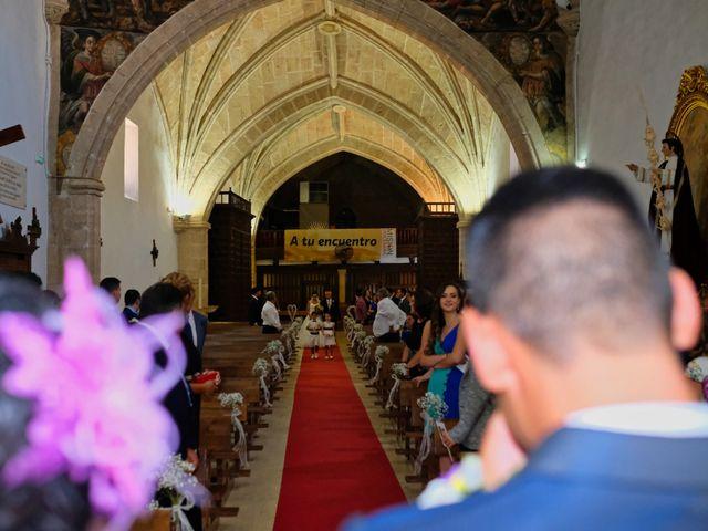 La boda de Javi y Irene en Villarrobledo, Albacete 11
