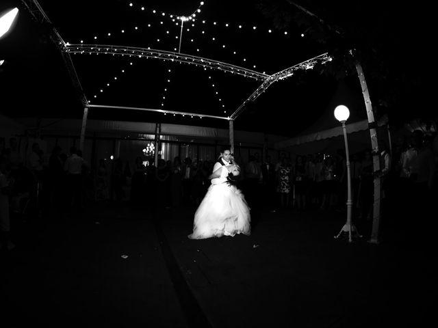 La boda de Javi y Irene en Villarrobledo, Albacete 12