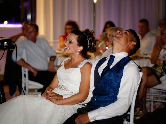 La boda de Javi y Irene en Villarrobledo, Albacete 13